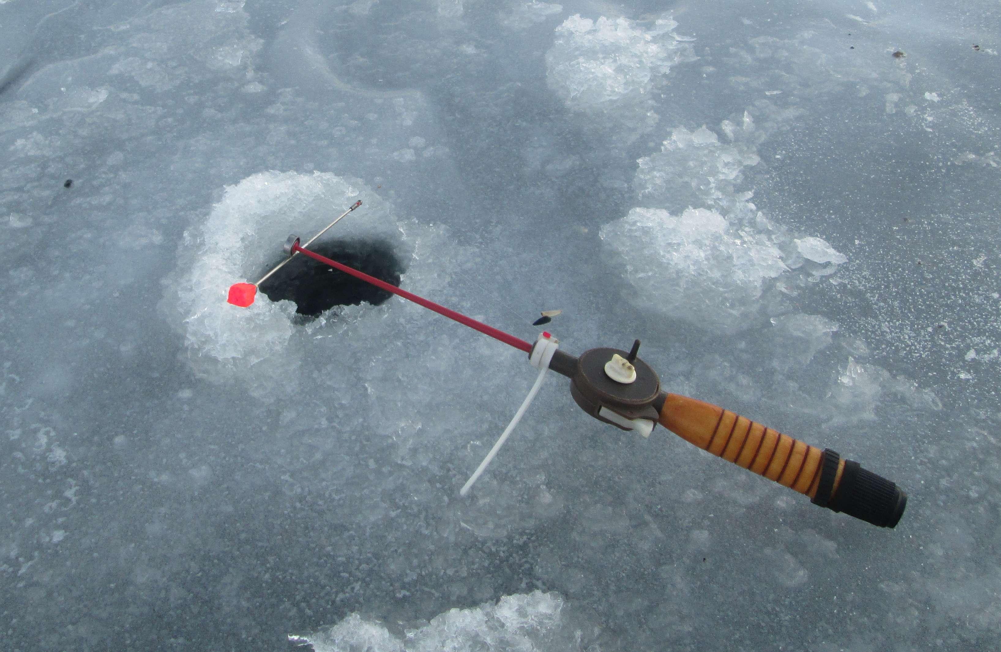 газ для зимней рыбалки