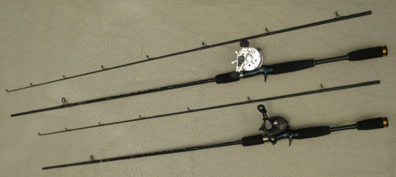 Кастинговый спиннинг - залог богатого улова