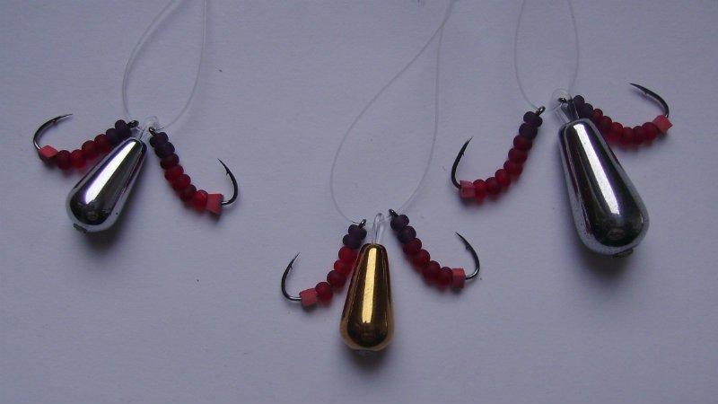 Зимняя рыбалка на балду