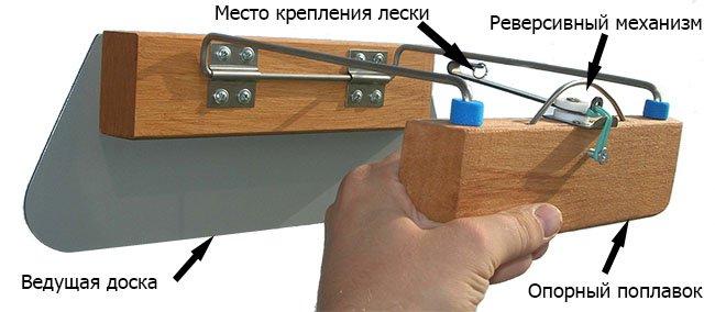 Принципиальная схема монтажа.