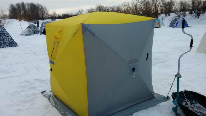 Кубическая палатка.