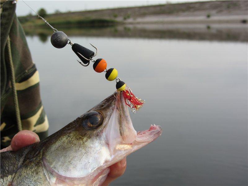 Применение мандулы для ловли судака и других видов хищных рыб