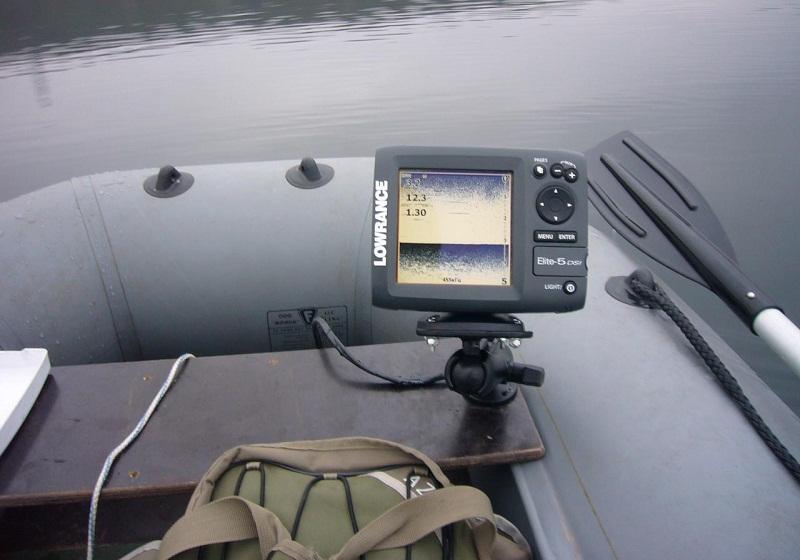 Рыболовные эхолоты