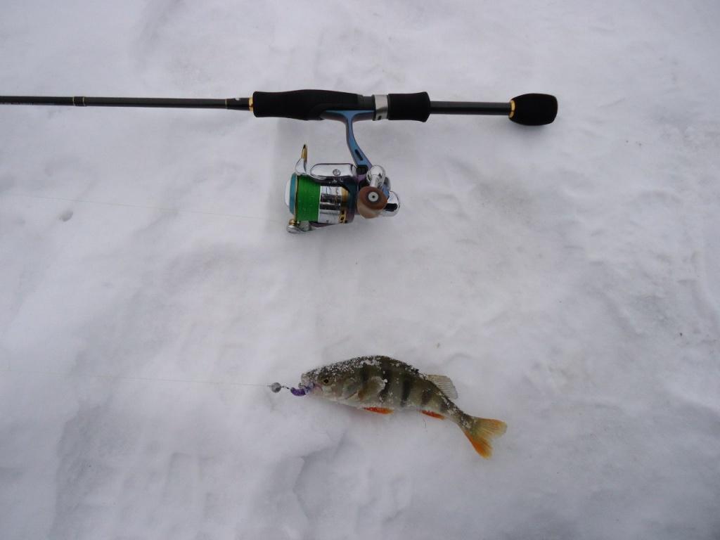 Баланс снасти - одно из условий успешной рыбалки.