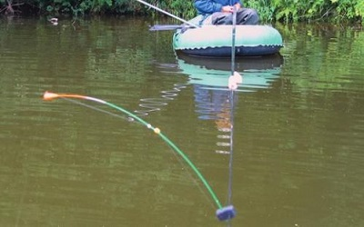 Особенности ловли карася на летнюю удочку с боковым кивком
