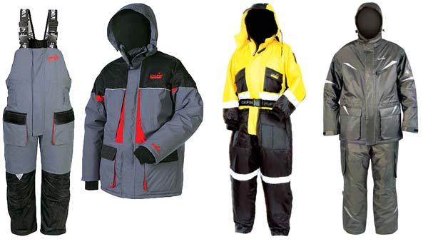 Одежда на зимней рыбалке должна быть соответствующая погоде.