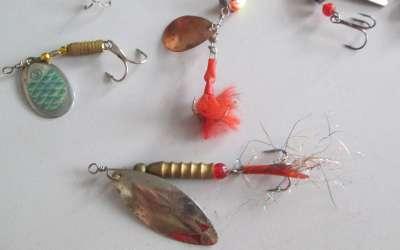 Блесны для рыбалки: классификация и особенности устройства