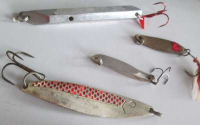 Самые эффективные модели блесен для ловли судака