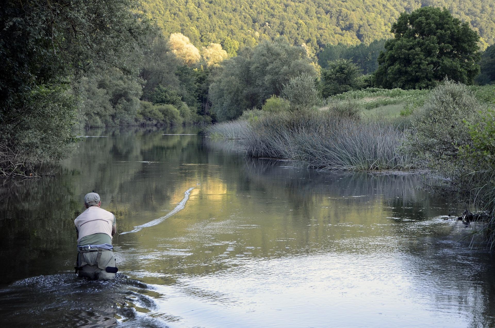 прикормка для ловли леща на течении