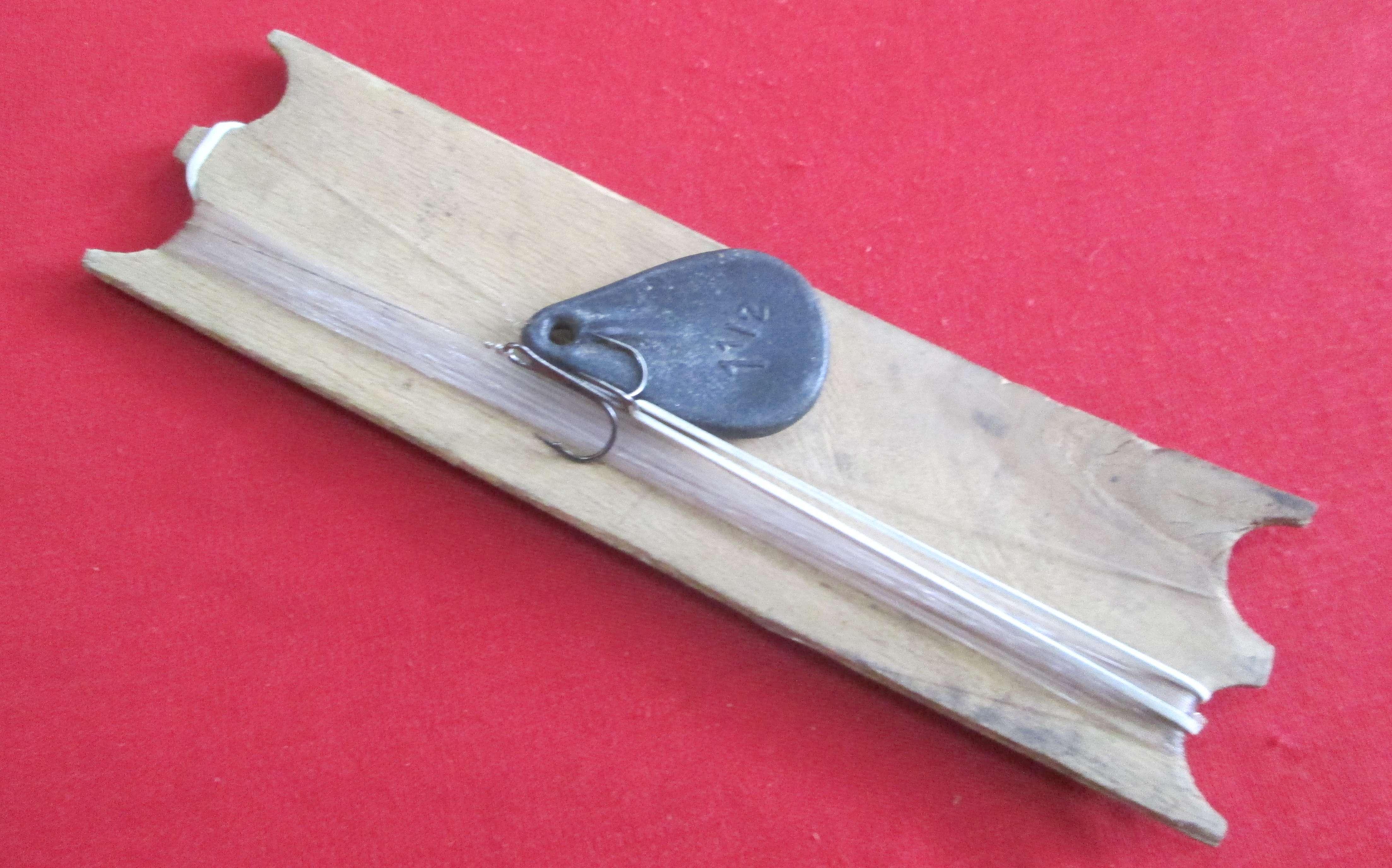Изготовление и применение простых поставушек на щуку