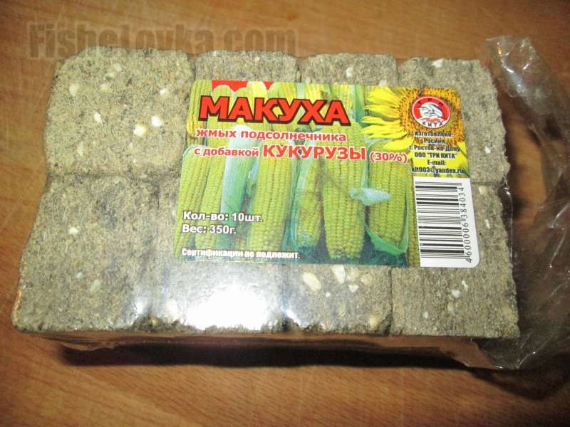 Макуху выпускают с различными добавками, например, с кукурузой.