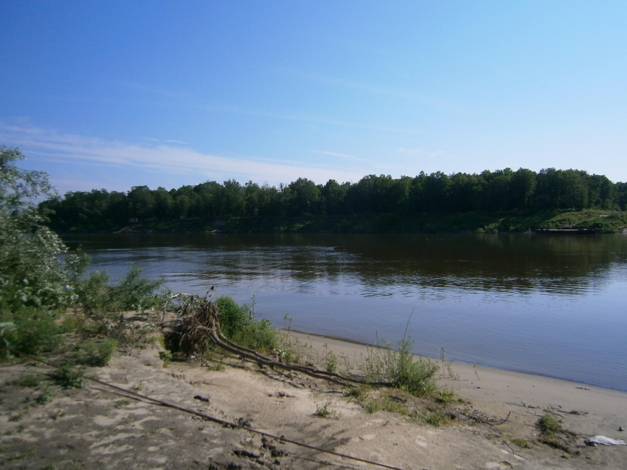 Бровка и другие загадки речных глубин