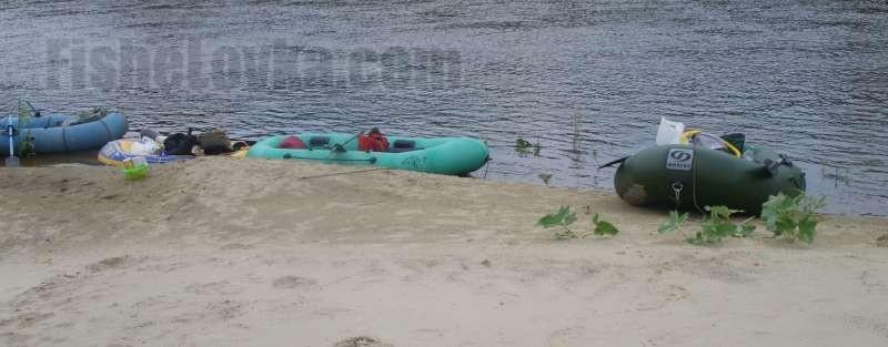Особенности зимнего хранения надувных лодок