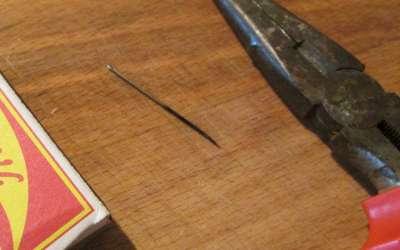 Особенности самостоятельного изготовления рыболовных крючков