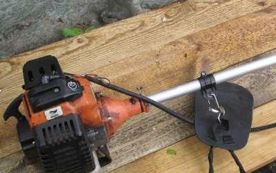 Хитрости изготовления лодочного мотора из шуруповерта и триммера