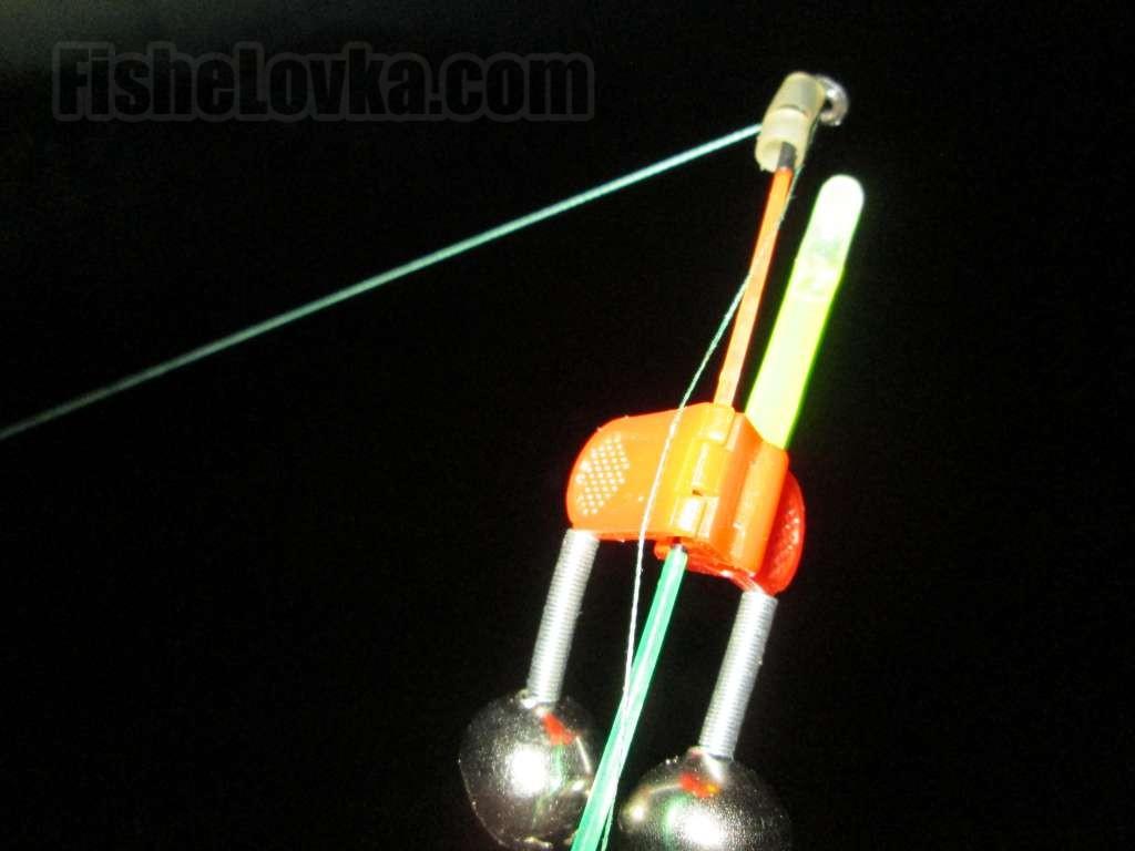 Рыбалка своими руками светлячки 84