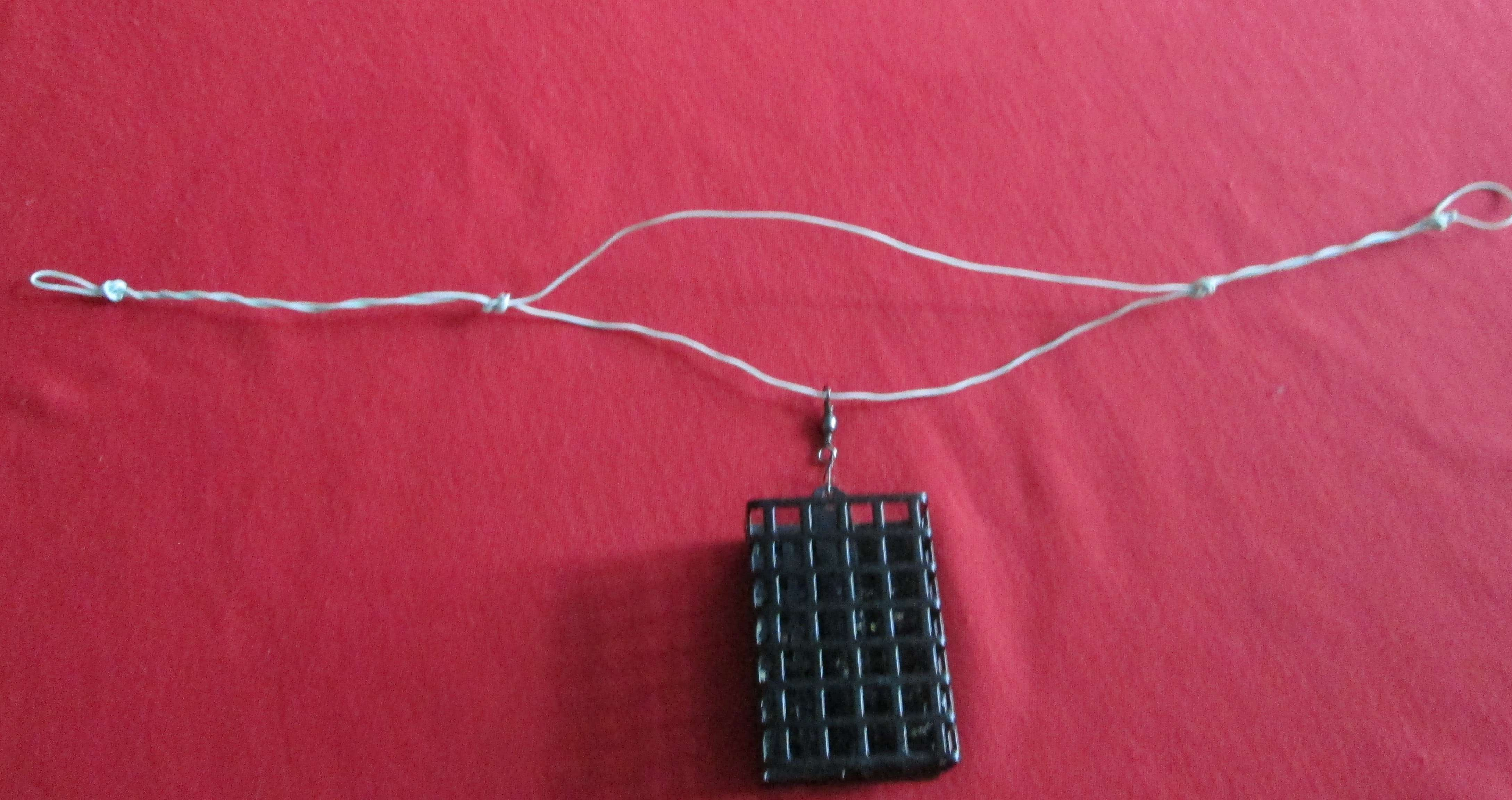 Как связать симметричную петлю для фидера?