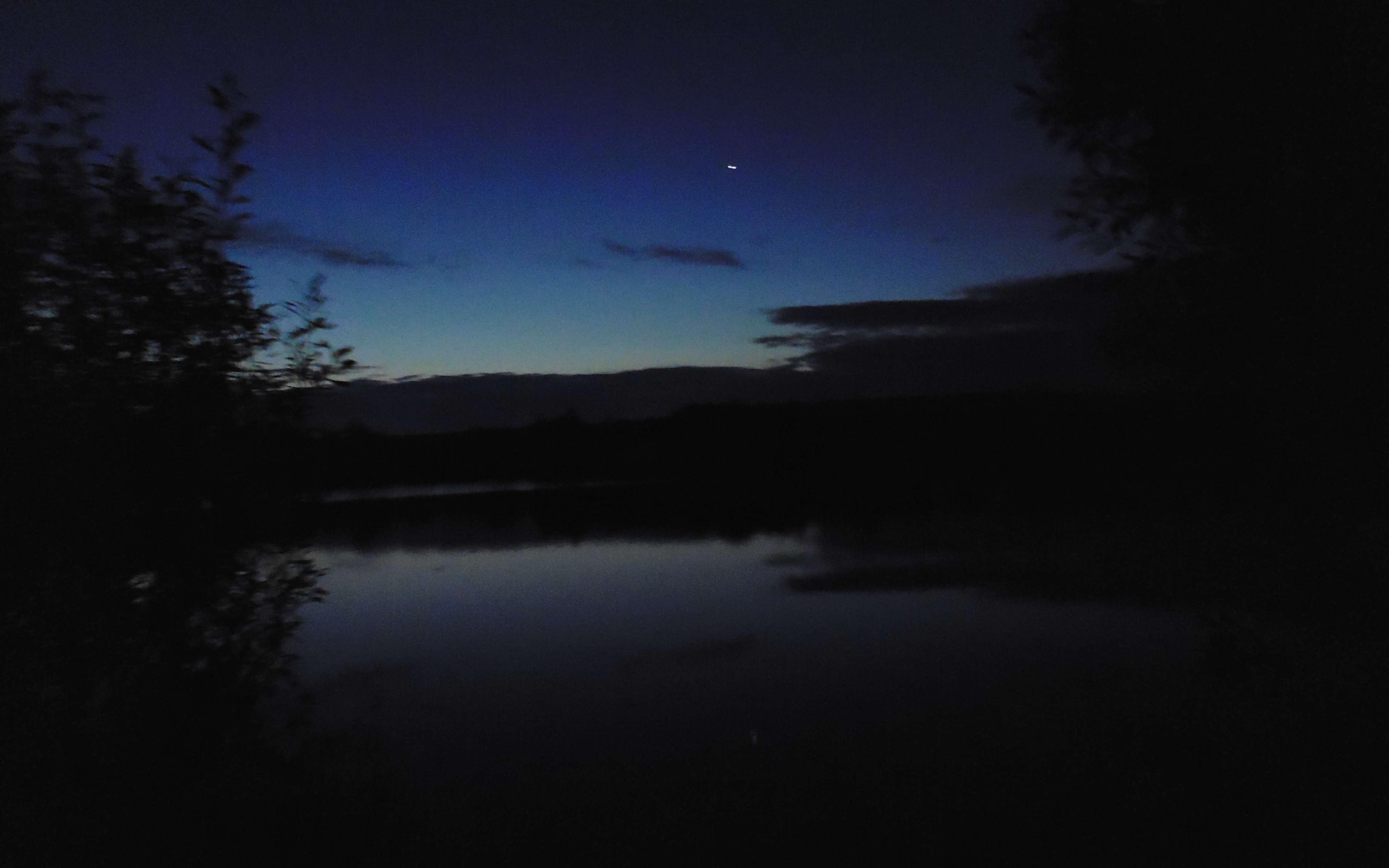 Как ловить ночью на спиннинг