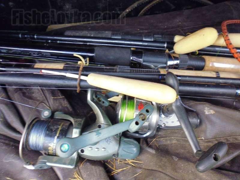 Особенности применения спиннинговых удилищ для донной ловли