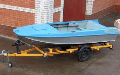 Прошлое и будущее легендарной лодки «Казанка»
