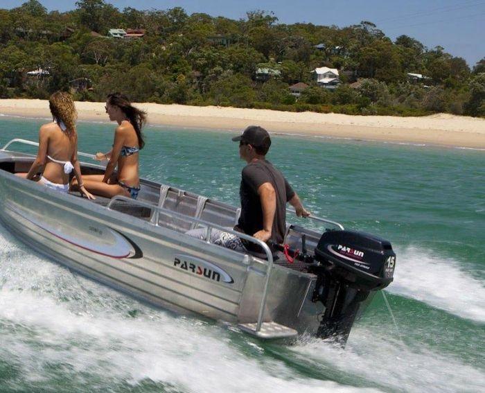 Описание водометных лодочных моторов и обзор лучших моделей