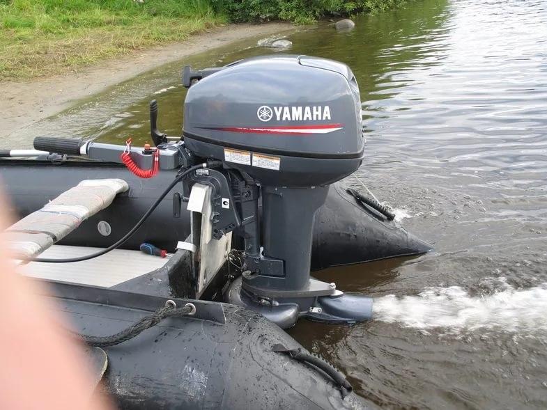 Yamaha 9.9 GMHS Jet