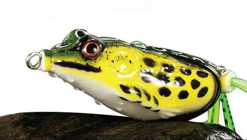 Искусственная лягушка-незацепляйка